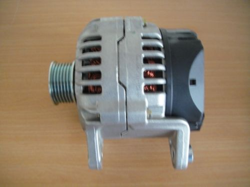ALTERNATOR WITH WORKS TYPE MOUNTING BRACKET & BELT